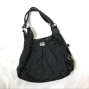 Authentic Coach Black Hobo Style Bag